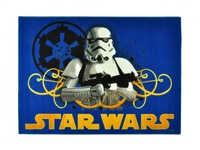 KIDS Barnmatta 95x133 Stormtrooper Star Wars