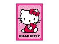 KIDS Matta 95x133 Äpple Hello Kitty