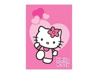 KIDS Matta 95x133 Hoppsa Hello Kitty