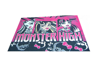 KIDS Matta 95x133 Rosett Monster High